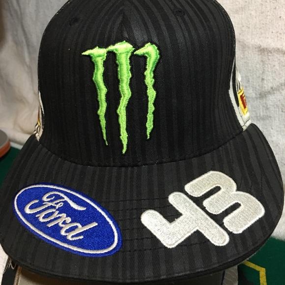 Custom Monster Energy Drink DC Shoes Ford Other - Monster Energy 43 Ford  Ken Block Baseball 771c4f7d061f